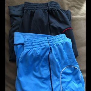 Basketball Shorts - 2 pair